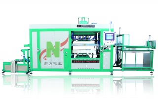 Intelligent High Speed Automatic Plastic Forming Machine